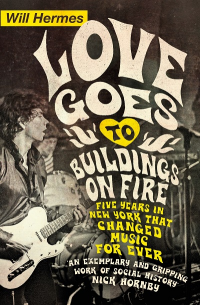 LOVE GOES TO BUILDINGS ON FIRE (UK PB)