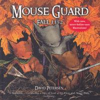 MOUSE GUARD 01 (SC) - FALL 1152