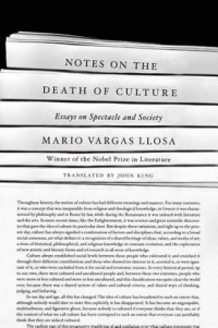 NOTES ON THE DEATH CULTURE