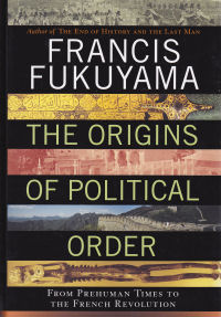 THE ORIGINS OF POLITICAL ORDER (US HB)