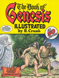 THE BOOK OF GENESIS - ILLUSTRATED