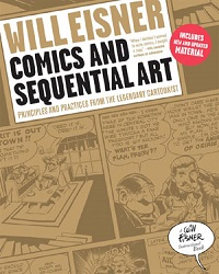 WILL EISNER INSTRUCTIONAL BOOKS - COMICS AND SEQUENTIAL ART