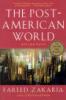 THE POST-AMERICAN WORLD (PB)