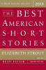 THE BEST AMERICAN SHORT STORIES 2013