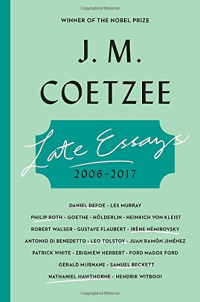 LATE ESSAYS: 2006-2017