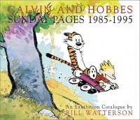 CALVIN AND HOBBES - SUNDAY PAGES 1985-1995