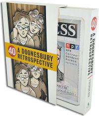 40 - A DOONESBURY RETROSPECTIVE