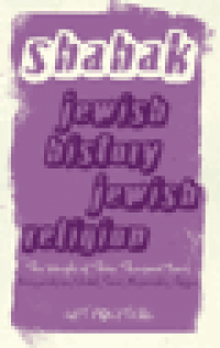 JEWISH HISTORY, JEWISH RELIGION - THE WEIGHT OF THREE THOUSAND YEARS (GETPOLITICAL)