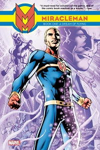 MIRACLEMAN 01 - A DREAM OF FLYING