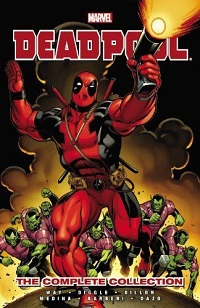 DEADPOOL - THE COMPLETE COLLECTION BY DANIEL WAY VOL. 1