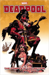 DEADPOOL - THE COMPLETE COLLECTION BY DANIEL WAY VOL. 2