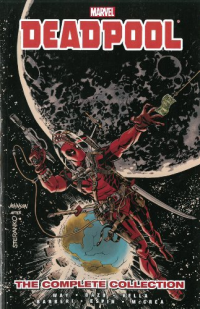 DEADPOOL - THE COMPLETE COLLECTION BY DANIEL WAY VOL. 3