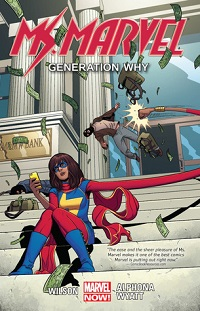 MS. MARVEL 02 - GENERATION WHY