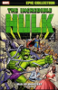 THE INCREDIBLE HULK EPIC COLLECTION 01 - MAN OR MONSTER?