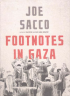 FOOTNOTES IN GAZA (SC)