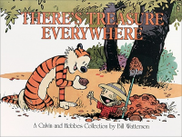 CALVIN AND HOBBES 10 - THERE