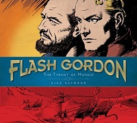 FLASH GORDON - SUNDAYS 1937-41 - THE TYRANT OF MONGO