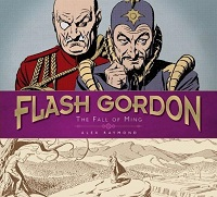 FLASH GORDON - SUNDAYS 1941-44 - THE FALL OF MING