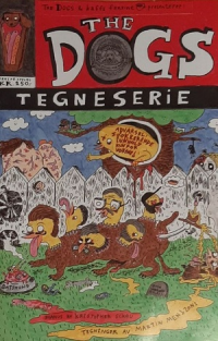 THE DOGS TEGNESERIE