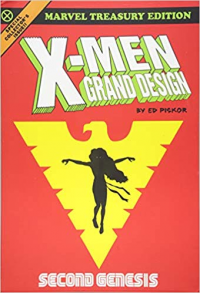 X-MEN: GRAND DESIGN VOL. 2 - SECOND GENESIS