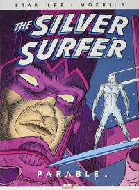 THE SILVER SURFER - PARABLE