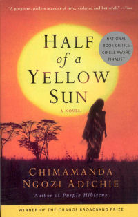 HALF OF A YELLOW SUN (PB)