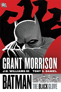 BATMAN - THE BLACK GLOVE