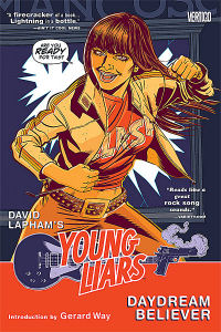 YOUNG LIARS 01  - DAYDREAM BELIEVER