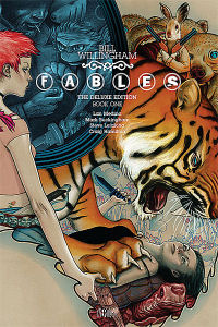 FABLES - THE DELUXE EDITION 01