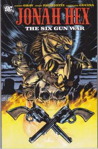 JONAH HEX 08 - THE SIX GUN WAR