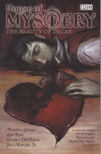 HOUSE OF MYSTERY 04 - THE BEAUTY OF DECAY