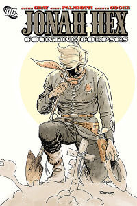 JONAH HEX 09 - COUNTING CORPSES