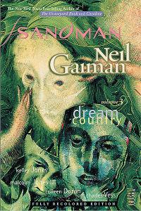 THE SANDMAN 03 - DREAM COUNTRY