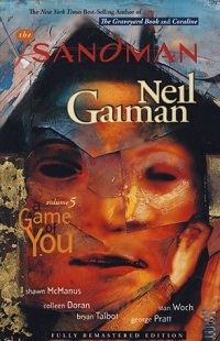 THE SANDMAN 05 - A GAME OF YOU