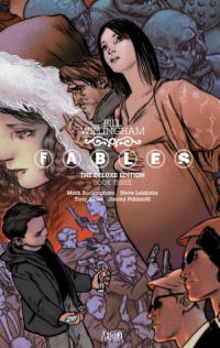 FABLES - THE DELUXE EDITION 03