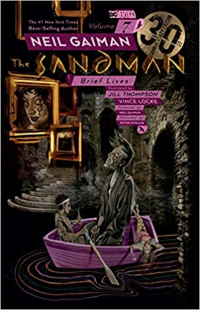 THE SANDMAN 07 - BRIEF LIVES