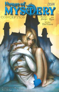 HOUSE OF MYSTERY 07 - CONCEPTION