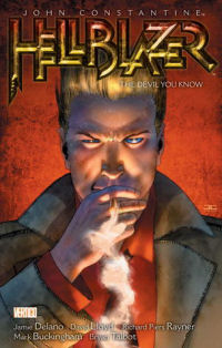 HELLBLAZER 02 - THE DEVIL YOU KNOW
