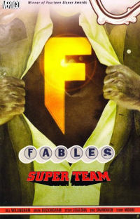 FABLES 16 - SUPER TEAM