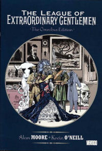 THE LEAGUE OF EXTRAORDINARY GENTLEMEN - THE OMNIBUS EDITION (HC)
