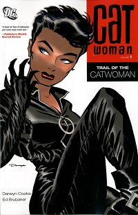 CATWOMAN 01 - TRIAL OF THE CATWOMAN