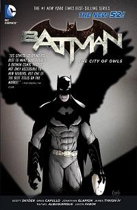 BATMAN - THE CITY OF OWLS