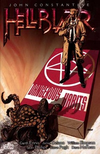 HELLBLAZER 05 - DANGEROUS HABITS