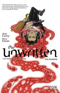 THE UNWRITTEN 07 - THE WOUND