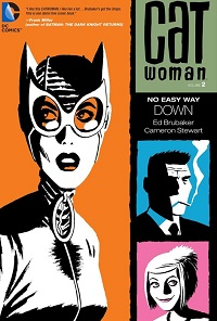 CATWOMAN 02 - NO EASY WAY DOWN