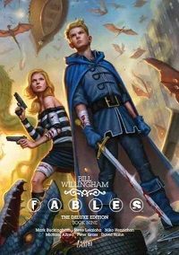 FABLES - THE DELUXE EDITION 09