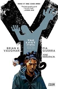 Y: THE LAST MAN - BOOK 1
