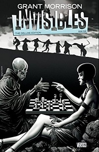 THE INVISIBLES - BOOK 4