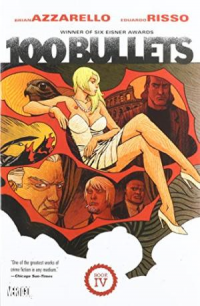 100 BULLETS - BOOK 4