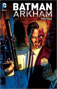 BATMAN - ARKHAM - TWO-FACE